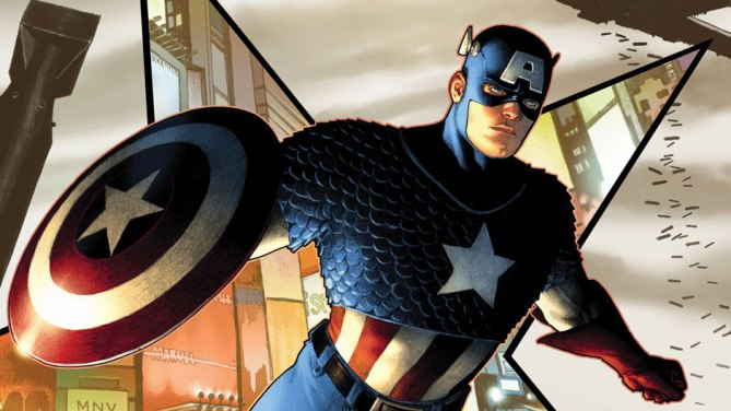 """""""Marvel's Captain America: 75 Heroic Years"""" airs 1/19 on ABC"""