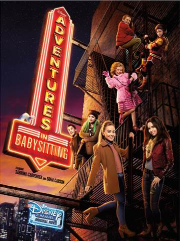 Disney's Adventures in Babysitting