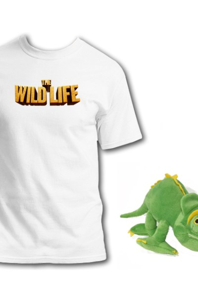 Lionsgate The Wild Life Movie Prize Pack Giveaway