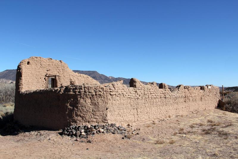 Old Spanish National Historic Site