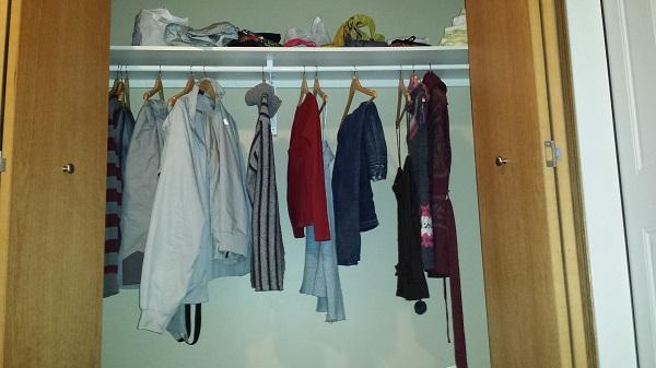 Зимний гардероб. Начало