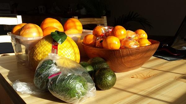 Канадские фрукты