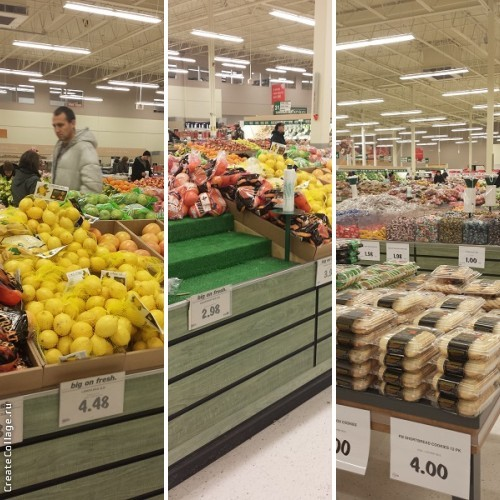 Superstore collage