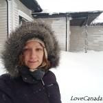 Снежная буря — день 2
