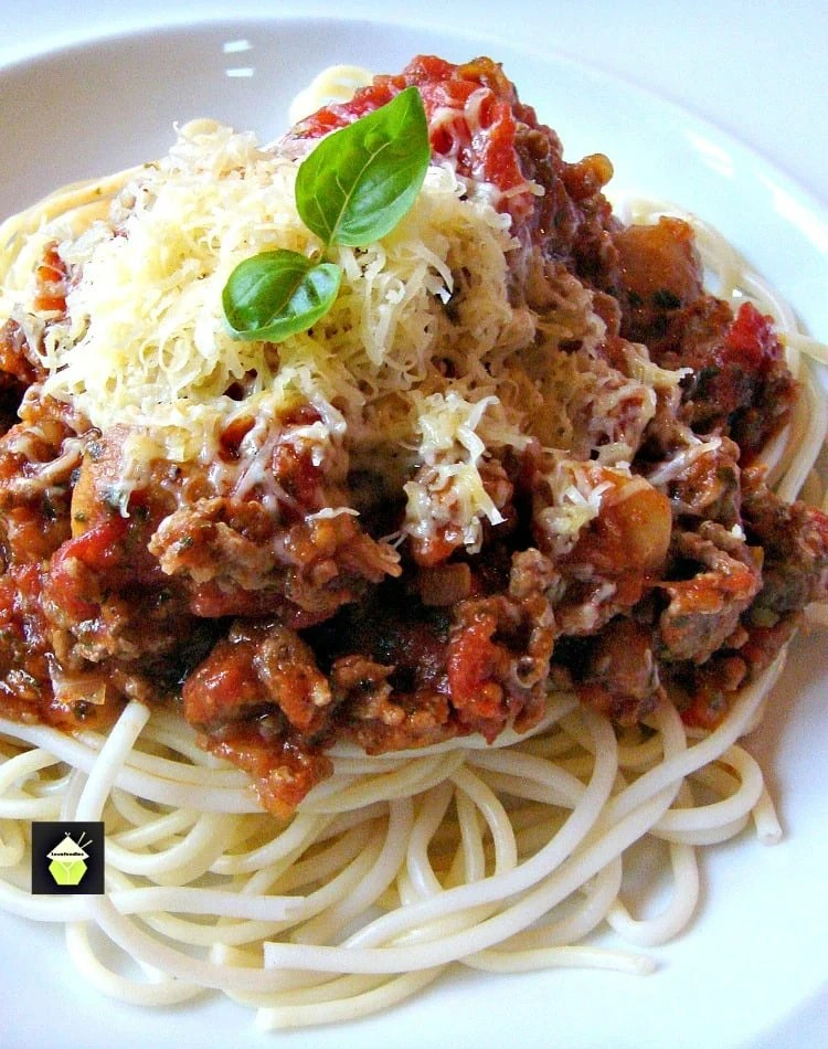 Download image Easy Spaghetti Bolognese Recipe PC, Android, iPhone and ...