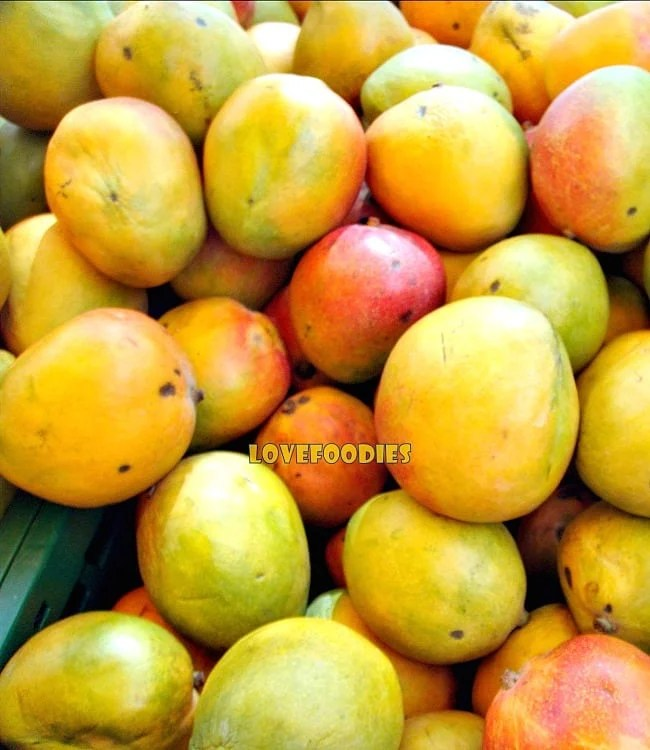Spicy Caribbean Pineapple or Mango Chutney – Lovefoodies