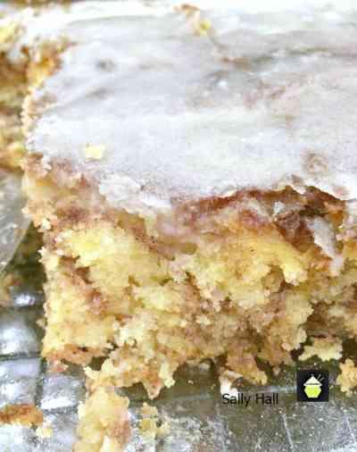 Honey Bun Cake – Lovefoodies