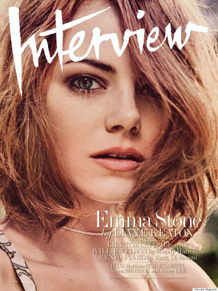 Emma Stone, star of