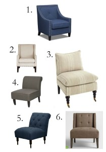 Frugal Friday: Accent Chairs under $252