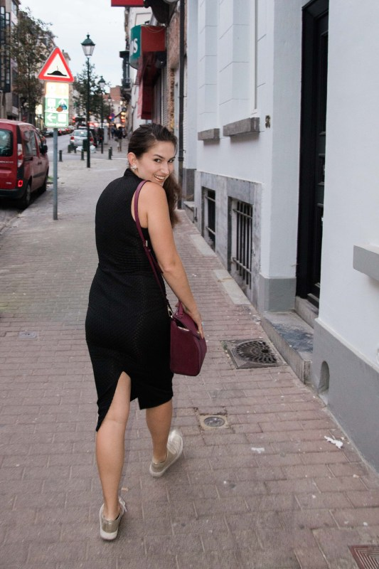 Dresses & Practical Shoes – A Newfound Reality