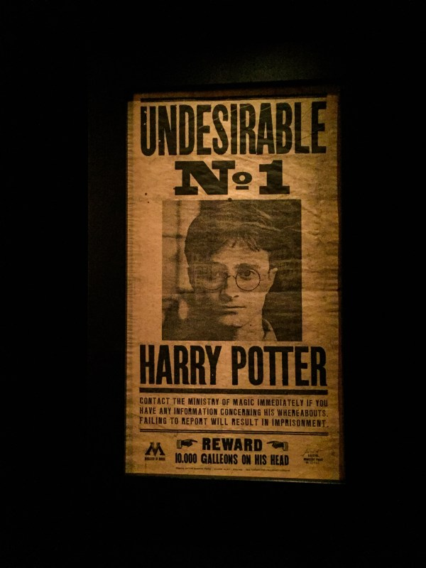Harry Potter:  The Exhibition – Brussels
