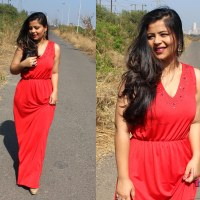 Ravishing Red ... Waving Good Bye to 2015 in Style!