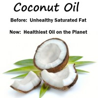 We are just a bunch of Coconuts... The surprising benefits and uses of Coconut oil
