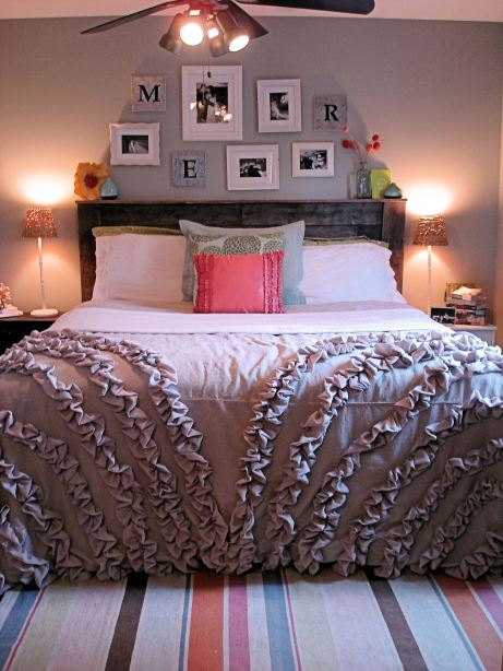 187 Introductions The Ruffle Duvet