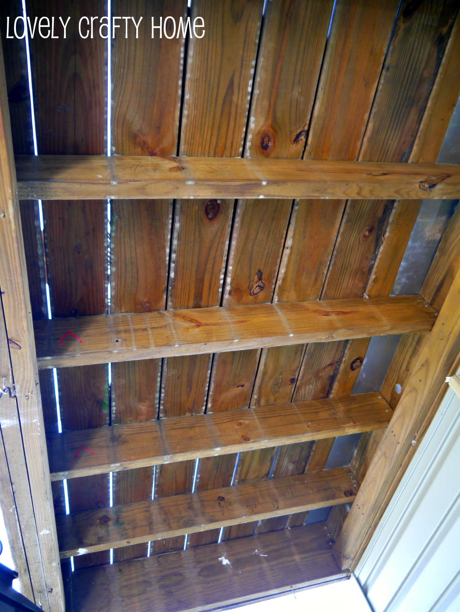 Under Deck Ceiling Continued