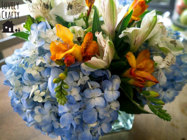 Floral Arrangement Tips