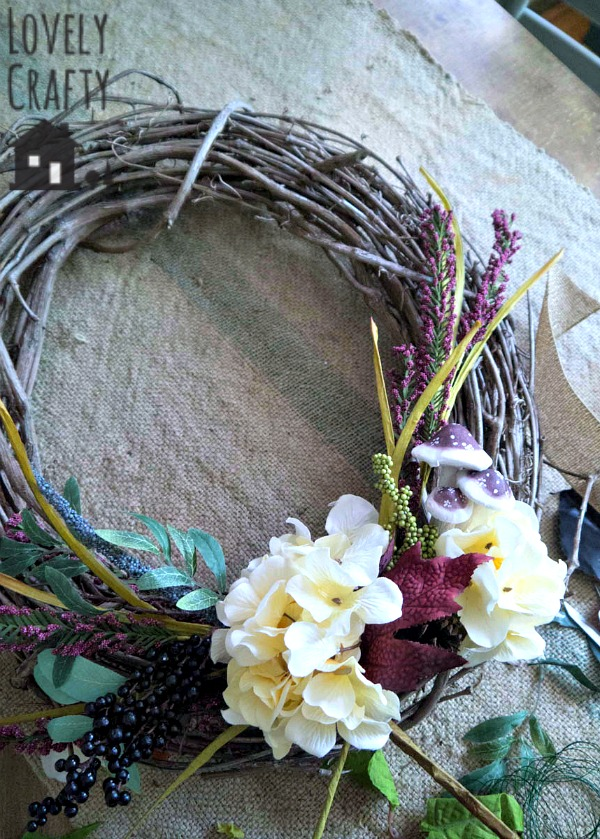 fall-wreath-making