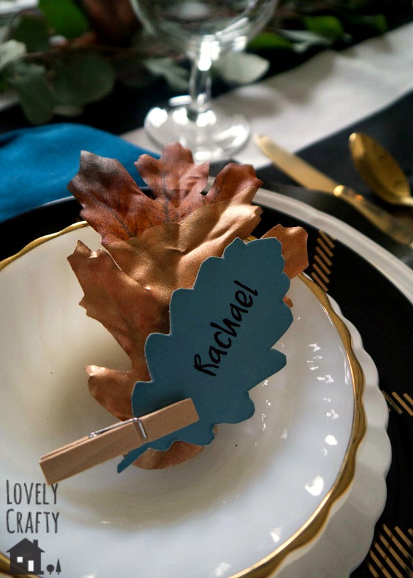 leaf-place-card