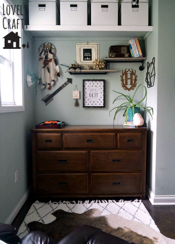 Master Bedroom With Nursery