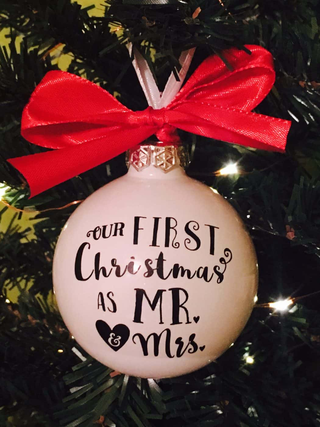 Preferential Vinyl Free Cut File Day Planner Diy Mr Mrs Ornament Vinyl Free Cut File Ornament Canada Ornament Amazon Diy Mr Mrs Ornament baby First Christmas Ornament
