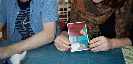 Postcard: Casa de Cha