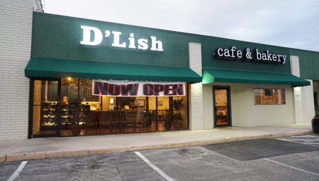 D'lish Cafe & Bakery San Antonio