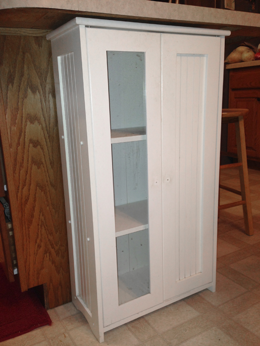 Stand alone cabinets