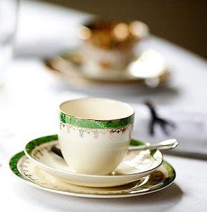 Vintage Tea Sets for a Vintage Inspired Wedding or Event... (Weddings )