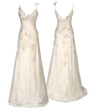 Claire Pettibone Couture Bridal ~ Vintage Meets Modern... (Bridal Fashion )