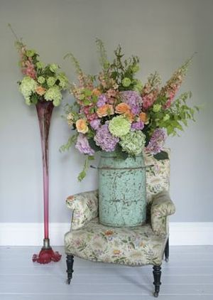Spring Time ~ Time to Celebrate Pretty Florals... (Weddings )