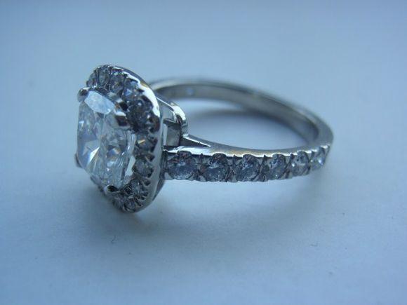 Diamond Rings - Words of Wisdom from a Diamond Merchant... (Weddings )