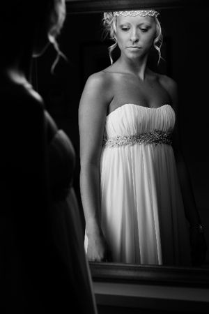 Grecian Style Glamour - Wedding Photography by Brett Harkness...