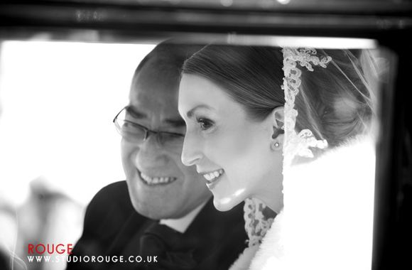 Grace Kelly Glamour - A Very Elegant Wedding and an Amazing Cathedral Length Veil... (Weddings )