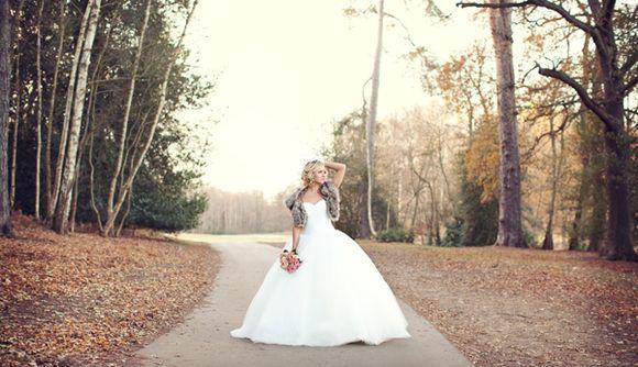 Rock the TWO Frocks ~ A Beautiful Post-Wedding Photoshoot... (Weddings )