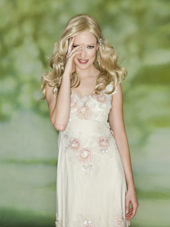 An Interview With Claire Pettibone ~ Romantic, Whimsical, Ethereal Wedding Dress Designs... (Bridal Fashion )