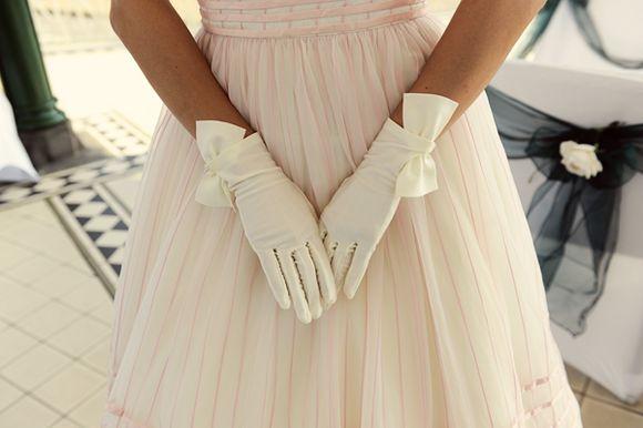 An Audrey Hepburn Inspired Bride for a Brighton Bandstand Wedding... (Weddings )