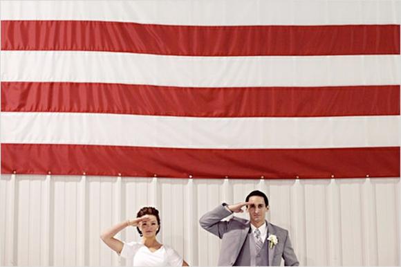 The American versus The British Style Wedding... ()