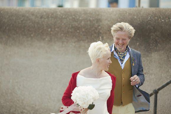 A Cinematic Wedding By The Sea... (Weddings )