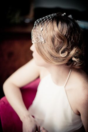 Silver Sixpence In Her Shoe ~ Bespoke Vintage Inspired Accessories for the Modern Bride + 10% Discount... (Styled Shoots )