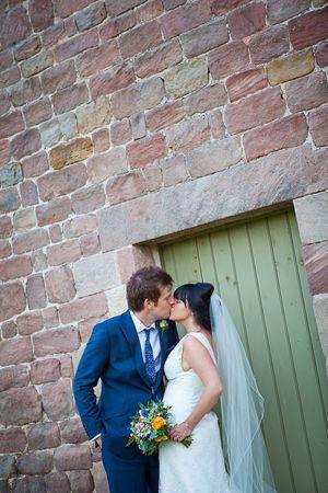 Tabitha, by Charlotte Balbier, for DIY Filled Rustic Barn Wedding... (Weddings )
