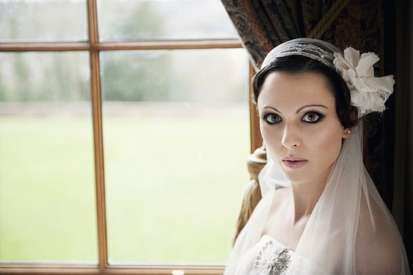 The Downton Abbey Bride... (Weddings )