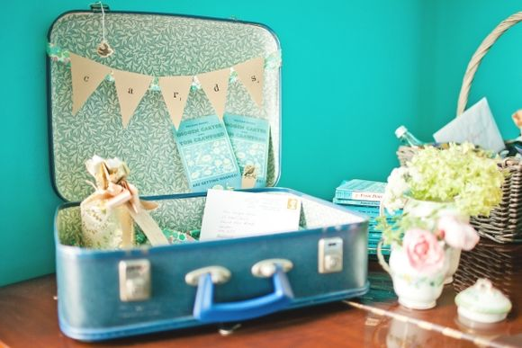Turquoise, Pelican Books and a Short, Sweet Dress ~ A Relaxed September Wedding... (Weddings )