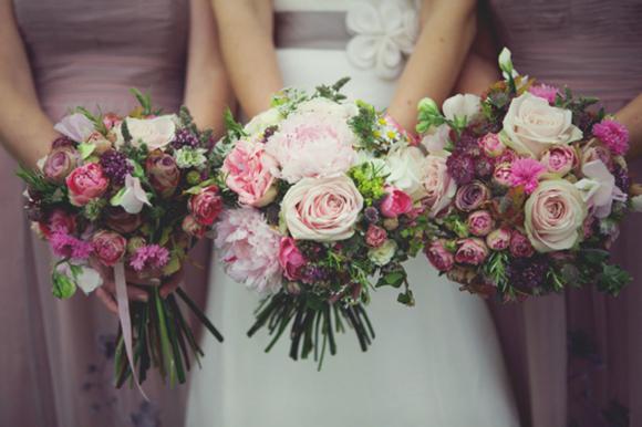 Love and Lavender ~ A Handmade, DIY, Vintage Garden Party Inspired Wedding... (Weddings )