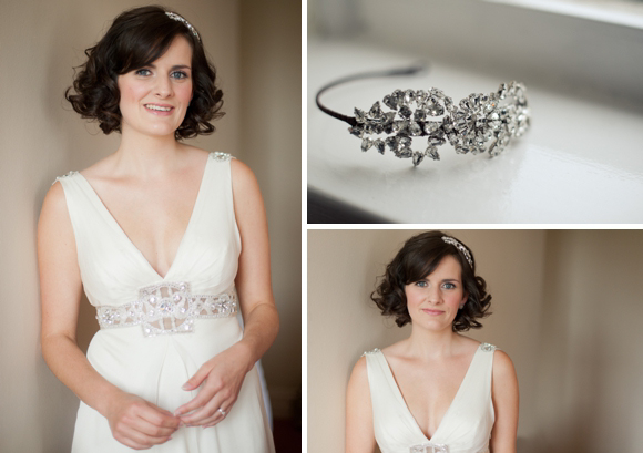 Cleopatra by Jenny Packham for a Relaxed Vintage Inspired Wedding... (Weddings )