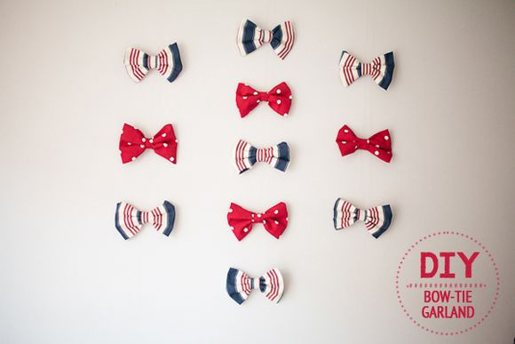 How To Make Wedding Bow Ties... (DIY Projects )