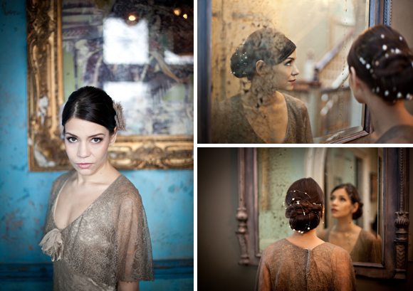 Decadence and Attitude ~ A French Revolution Inspired Photoshoot for Brides... (Bridal Fashion )