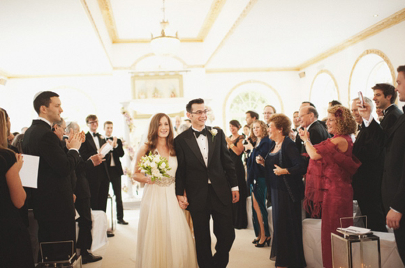 An Elegant Jewish Wedding Ceremony at Northbrook Park... (Weddings )
