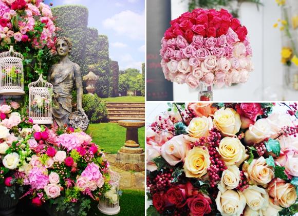 Lunch Time Love ~ Discounts at Corrine Smith Design, William Clarke Flower School Workshop and Aruna Seth Sample Sale... ()