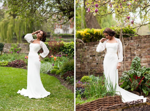 Naomi Neoh 'Love Letters' Collection... (Bridal Fashion )