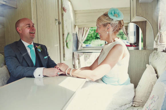 Tiffany Blue & Fifties Movies ~ A Vintage Style Electric Cinema Wedding... (Weddings )